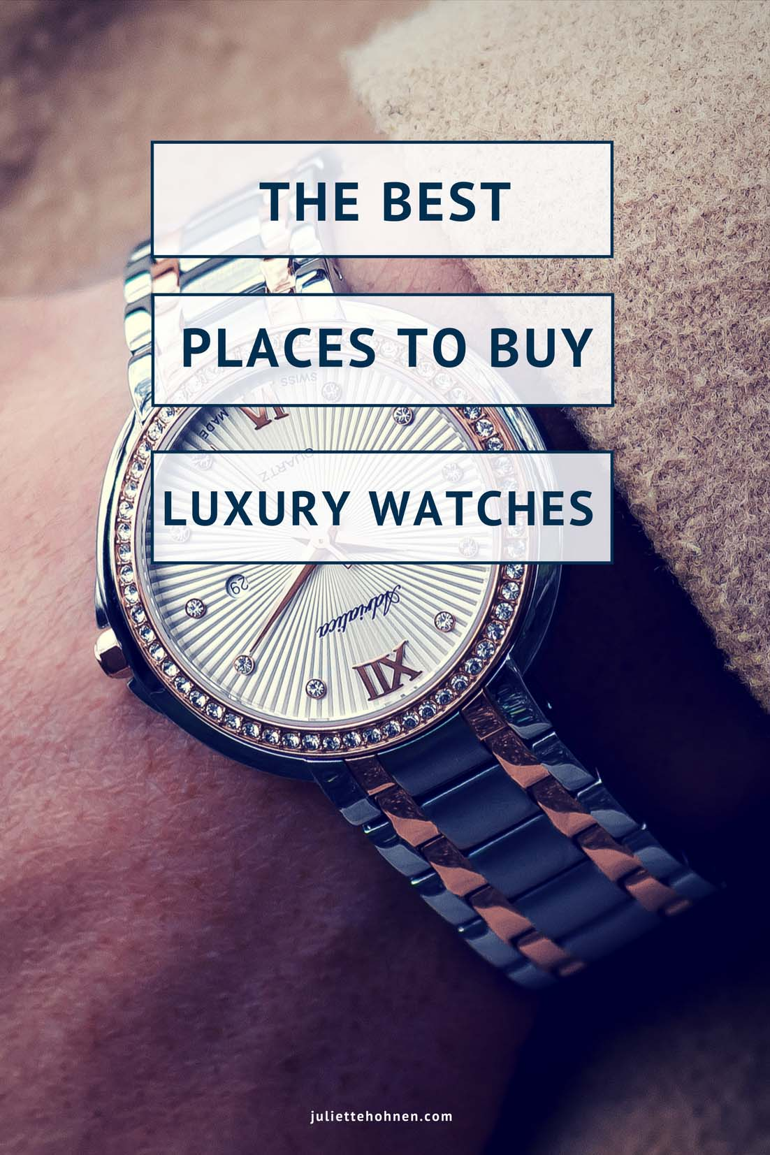 Gift Ideas: The Best Places to Buy Luxury Watches