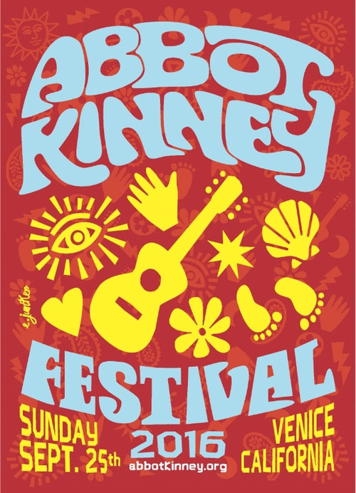 Abbot Kinney Festival