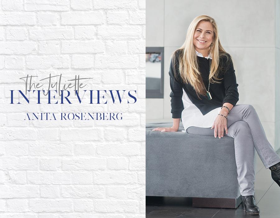 The Juliette Interviews: Feng Shui Practitioner Anita Rosenberg