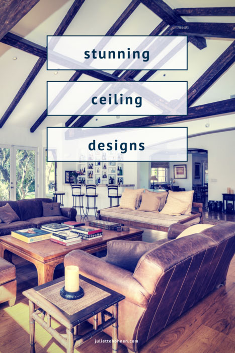 Stunning Ceilings to Replicate
