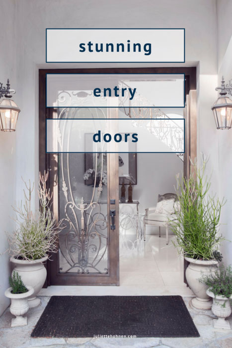 Stunning Entry Doors