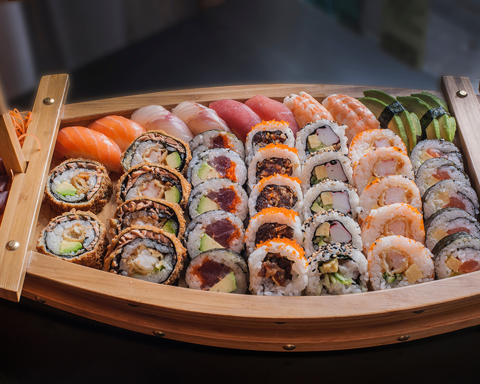Juliette's Top 6 Sushi Spots in Los Angeles