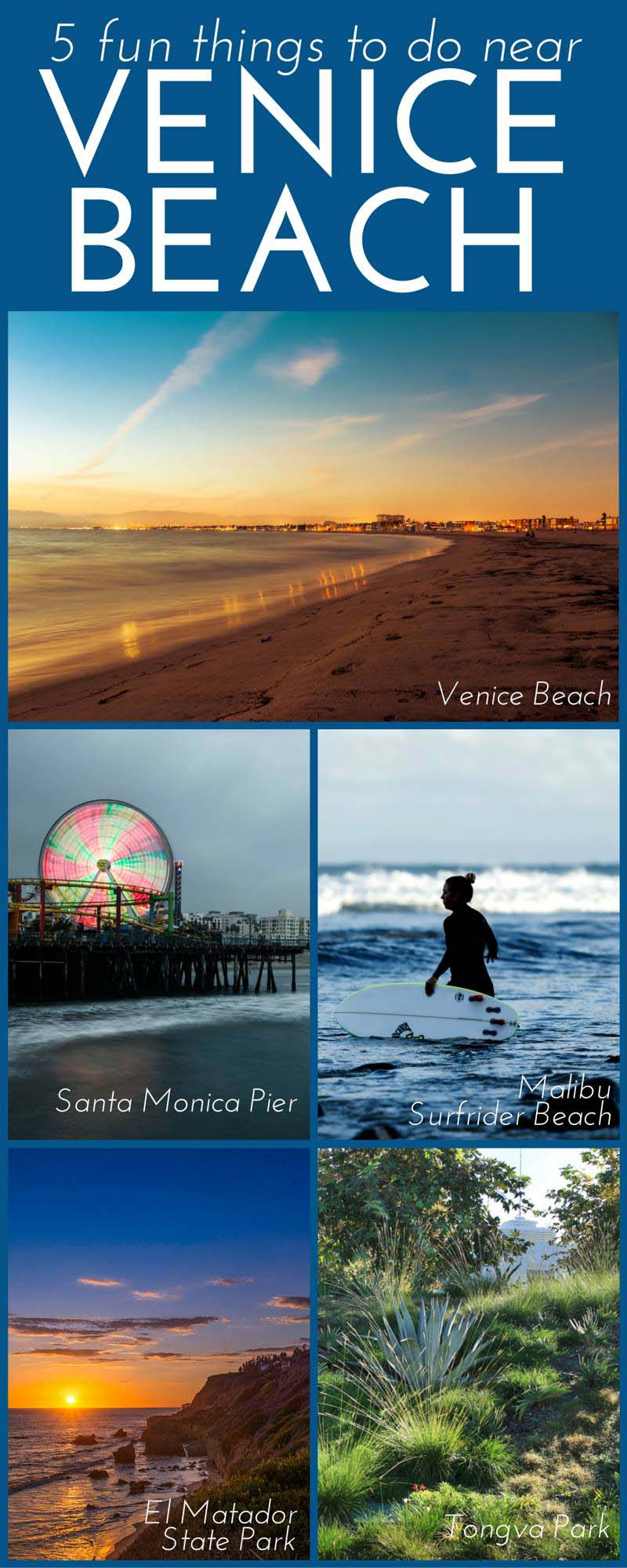 Take a Venice Beach Vacation