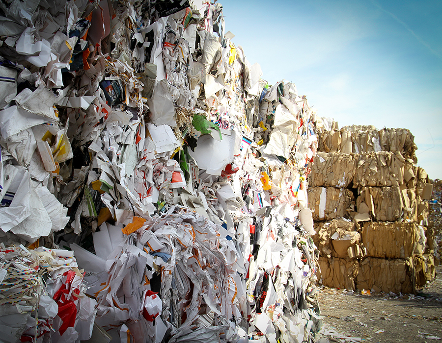 Go Green by Reducing Your Landfill Waste