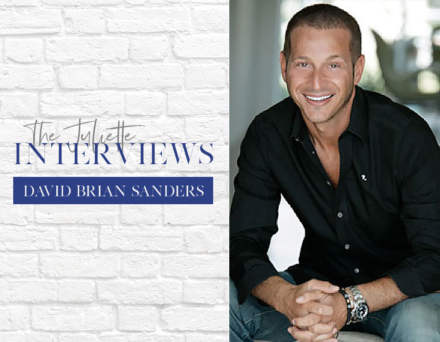 The Juliette Interviews: David Brian Sanders
