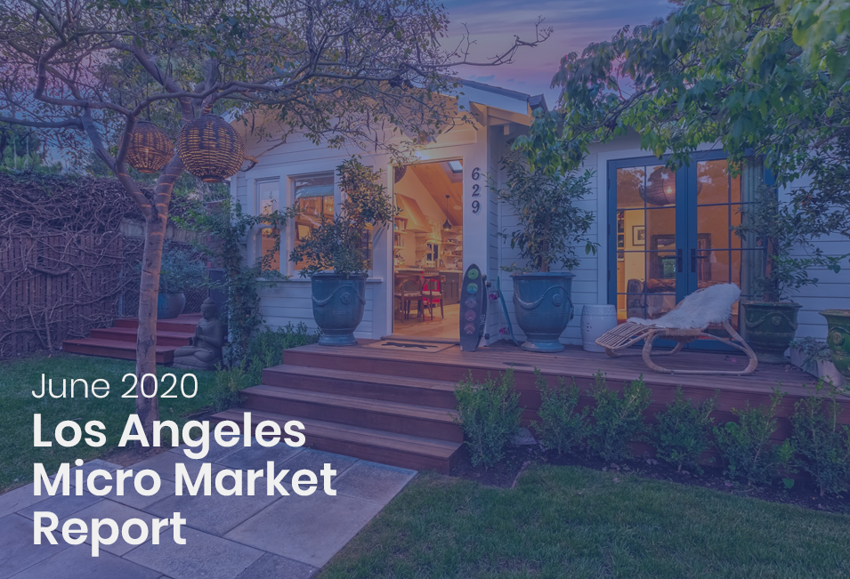 June 2020 Los Angeles Real Estate Market Update