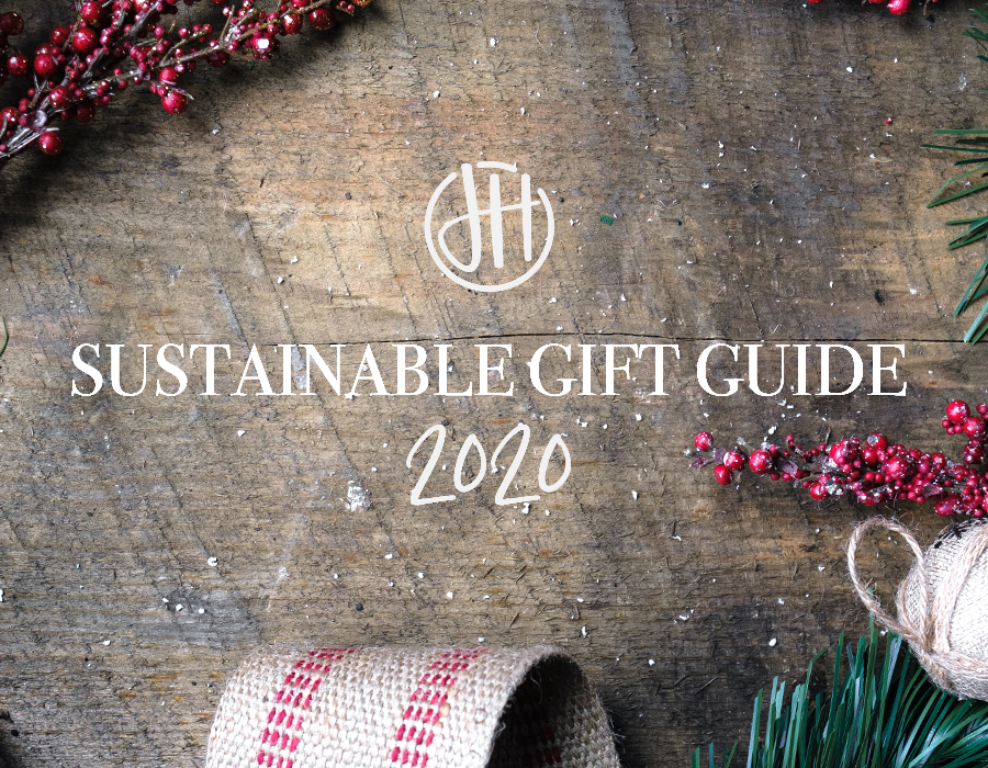 Sustainable Gift Guide 2020