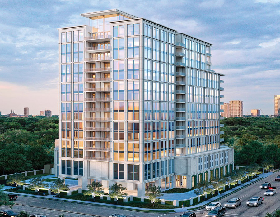 New Development: The Hawthorne in Houston, Texas